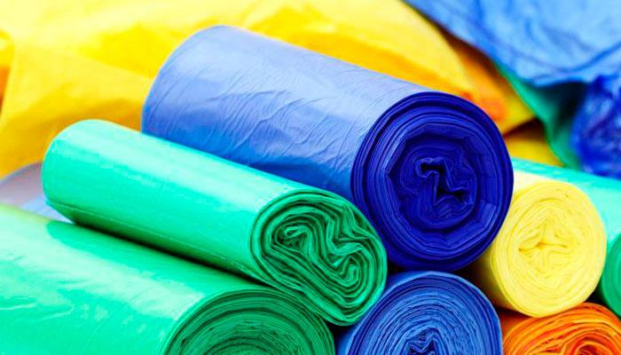 Sacos Plásticos Recicláveis para Lixo