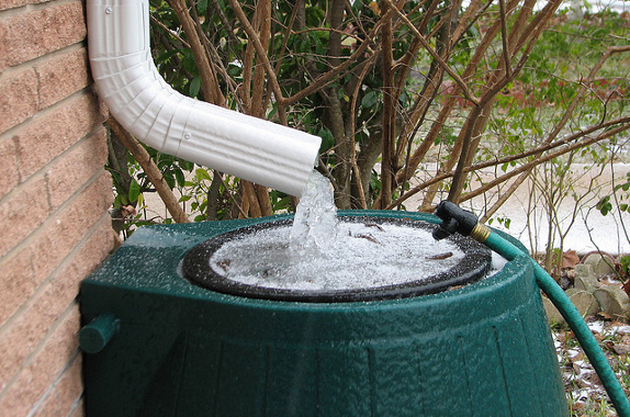 Reutilizar Água da- Chuva