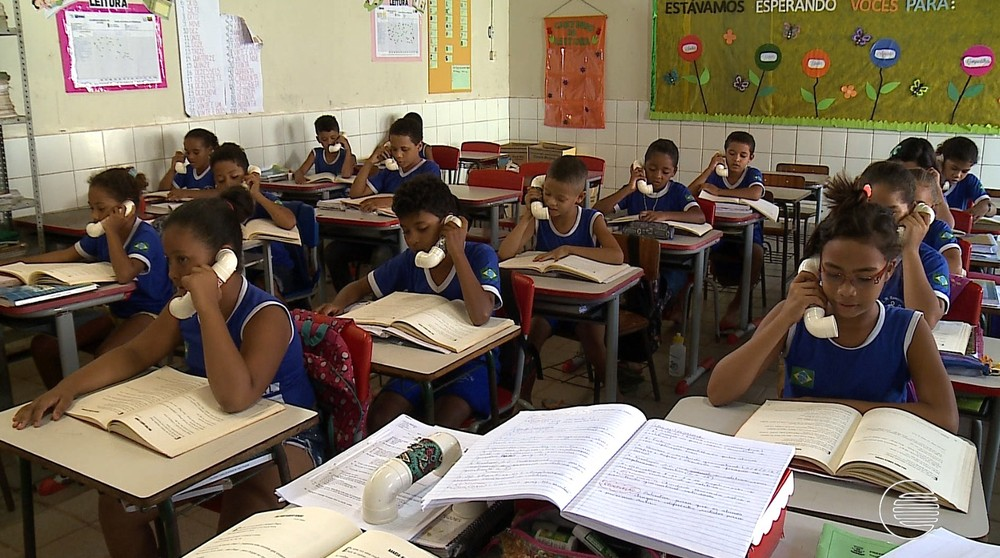 Sustentabilidade na Educação – Sussurrofone
